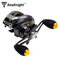 SeaKnight Brand baitcasting reel SK1200 14 ball bearings 215g carp fishing gear Left Hand bait casting fishing reel