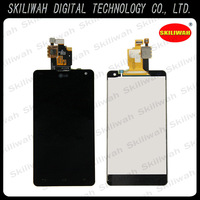 Free Shiping LCD Display For LG Optimus G LS970 E975 E973 E976 E977 E971 F180K F180S F180L With Digitizer