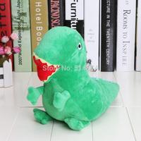 1 pcs  22cm/8.7 inch  peppa pig & george pig Dinosaur cartoon stuffed plush kids toddler toys retail