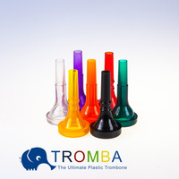 Clear Color Trombone Mouthpiece 48 - Verious Color