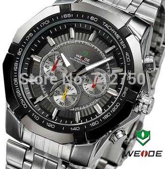 2015 NEW WEIDE Brand Original JAPAN Movement Quartz Mens Watch Military Sports Wristwatch Male Clock Relogio masculinos invicta(China (Mainland))