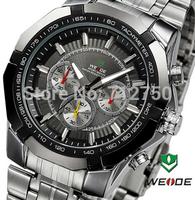 2015 NEW WEIDE Brand Original JAPAN Movement Quartz Mens Watch Military Sports Wristwatch Male Clock Relogio masculinos invicta