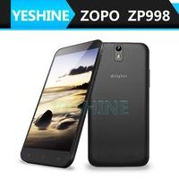 New phone Next ZOPO ZP998 MTK6592 Octa core,1.7GHz; 5.5 Inch Corning II gorilla glass1920 x 1080 FHD screen 2gb ram OTG, NFC