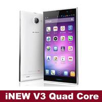 Air Gesture iNEW V3 MTK6582 1.3Ghz Quad Core Phone Dual camera 5MP + 13MP 3G GPS OTG Gyroscope Sensor Android 4.2 NFC