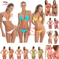 Sexy Bikini set 2014 new explosion models swimwear bikini ladies dress swimwear women Push Up Padded Cup 11 COLOR