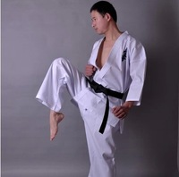 Karate suit adult child clothes training suit competition clothing suit kung fu with belt(E9A