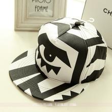 top quality wholesale spring new 2014 fashion eye Snapback cap Hip hop Baseball Cap Snapback hat  for men/ women strapback hat(China (Mainland))