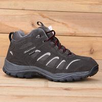 Carrey karrimor winter male cowhide high waterproof walking shoes thermal snow boots