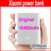 Original 10400mAh xiaomi Power bank ,Real capacity  XIAOMI power bank ,Portable XIAOMI  power bank  for  mobile phone