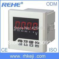 converter constant voltage led volt ammeter voltage meter ac panel