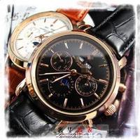 Multifunction watch strap calendar watch models
