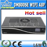 dvb-s2 original sim A8P security DM800se bcm4505 tuner DVB 800se 300M WIFI ,sunray 800 HD SE D11 Version Satellite TV Receiver