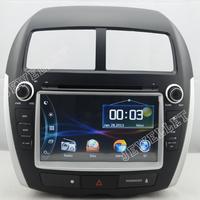 DVD GPS Navigation for Citroen C4 Aircross, Mitsubishi RVR, ASX, Peugeot 4008