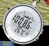 High Quality Waterproof Swit Sensor Digital Track Fishing Barometer Altimeter Thermometer Model FX600 Free Shipping