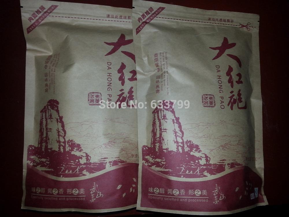 SALE 250g Chinese Da Hong Pao Big Red Robe Oolong Tea Original Gift Tea Oolong China Organic For Healthy Care Dahongpao Tea Gift(China (Mainland))