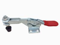 Horizontal Handle toggle clamp 225D Holding Capacity 227KG Test Jig  Workpiece Holder
