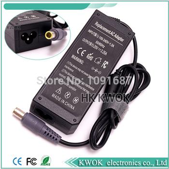 20 В 3.25A 65 Вт ноутбук зарядное устройство AC адаптер для Lenovo / ThinkPad / IBM ...
