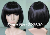 2014 hot sale bob wigs human hair bob wigs 8-14 inch lace front bob wigs for black women fast  shipping
