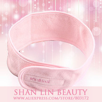 Beauty towel headband (G1020) Pink