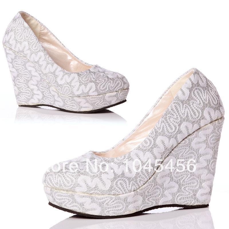 Silver Glitter Round Toe Pumps Round Toe Pumps Glitter