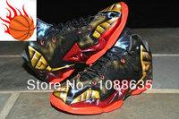 LeBron 11 Iron man  Mark 6 2014 hot sale,Mens basketball shoes,Wholesale lebron sneakers