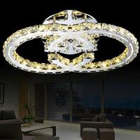 Free shipping hot sale G design LED ceiling lights luster crystal bedroom light
