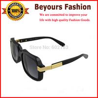 Cazal 607 Sunglasses with Exquisite Packing Unisex Designer Handmade Fashion Sunglasses