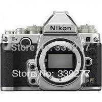 Nikon DF Body Silver