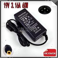 New 2014 Quality A+ 19V 3.16A AC Power Adapter For samsung P460 P530 Q430 R430 R440 R480 R510 R522 R530 R540 Series 25% OFF