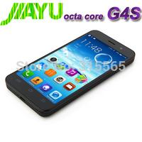 In stock JIAYU G4 JIAYU G4S 2G 16G  MTK6592 Octa core 1.7Ghz 2G RAM 16G smartphone 4.7''IPS Gorilla Silicone case gift