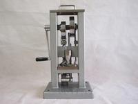 Pill Press Manual Single Punch Tablet Press Making Machine Maker CE Certificate TDP-0 One Year Warranty
