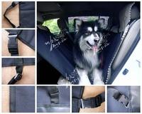 Охрана окружающей среды износостойкий новый черный ПЭТ Водонепроницаемый коврик собака автокресло крышка колодки/мат