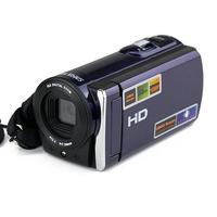 2014New HD666  1080P Digital Video Camera Full HD  16X digital Zoom 3'' LCD Video Camcorder Recorder HDMI AV Output