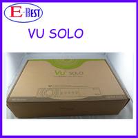 1pc Vu Solo V3.2 VU+Solo PVR original software Satellite Receiver Linux Smart Single Tuner Digital dvb-s2 HD at stock!!