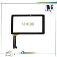 Original touch screen digitizer for ASUS MEMO PAD 10 ME102,ME102A Tablet,black
