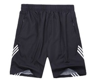 2014 new fashion men sport short running basketball male short in five colors