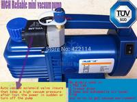 New refrigerant vacuum pump suit for R410a,R407C,R134a,R12,R22 refrigerate 2CFM free ship