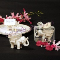 Free shipping 50pcs Thai Elephant candle Holder SZ040 Beach Party Wedding Decorations