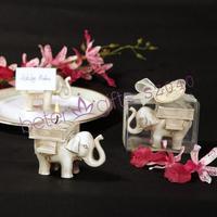 Free shipping 50pcs Thai Elephant candle Holder SZ040 Beach Party Wedding Decorations