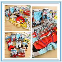2014 New design panties Free shipping 6pcs/lot random boys underwear  2-10yrs kids clothing set children pants