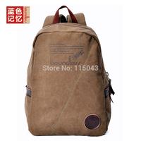 HOT New Arrivals 2014 Summer Vintage Men's Travel Double Shoulder Bags 100% Cotton Canvas Shoulder Handbag for Men Free Shipping