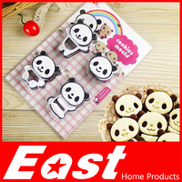 EAST Life83 Panda Sandwich Cookies Cutter Mold Biscuit Bread cooky Cake Pastry Mould set food maker decoration cooking tools