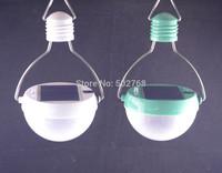 SUNERGY 9 LEDs solar LED bulbs for camping and garden