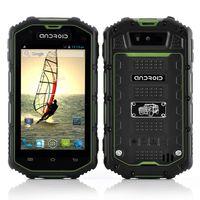 Hummer H5 3G Smartphone 4inch Screen IP68 Waterproof Shockproof Dustproof 512M RAM 4G ROM GPS Rugged Unlocked cell phone