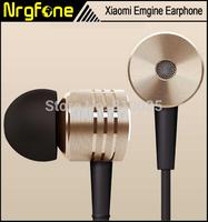 High Quality Original XIAOMI Piston Earphone Headphone with Remote For Mainstream Android Devices ISO Devises Mi3 Mi2 Mi2S etc.