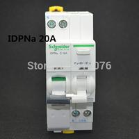 Schneider Acti 9  Miniature Circuit Breaker RCBO  iDPN N Vigi - 1P + N - 20A - 30mA class AC