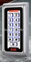 Waterproof access control machine waterproof metal access control machine metal Vandalproof keypad