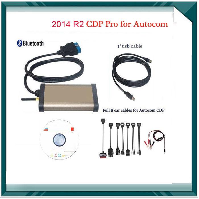 2013 r3 software+keygen tcs autocom cdp pro voor auto's met obdii obd2