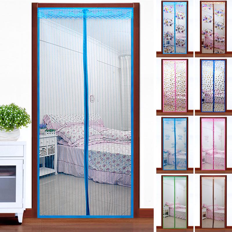 Online kopen wholesale magnetische deur gordijn uit china magnetische deur gordijn groothandel - Anti muggen gordijn ...