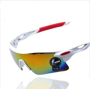 2014 New Brand Designer Cycling Glasses Men Women Outdoor Bike Fish Snow Sports Eyewear Sun Glasses Sunglasses UV400 8180(China (Mainland))